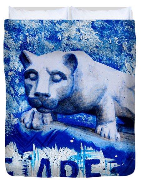 We Are... Penn State Duvet Cover