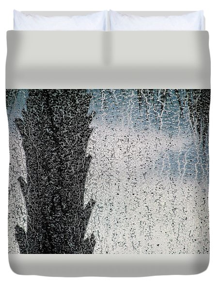 Weather Pattern Duvet Cover