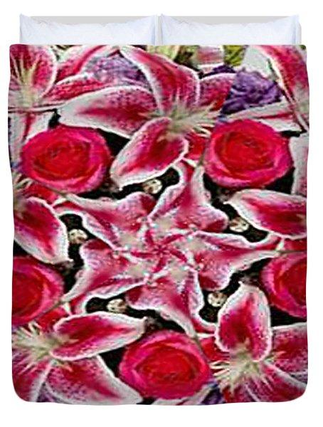Lily Star Duvet Cover