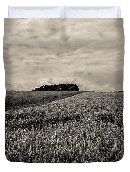 Wheatfields Duvet Cover