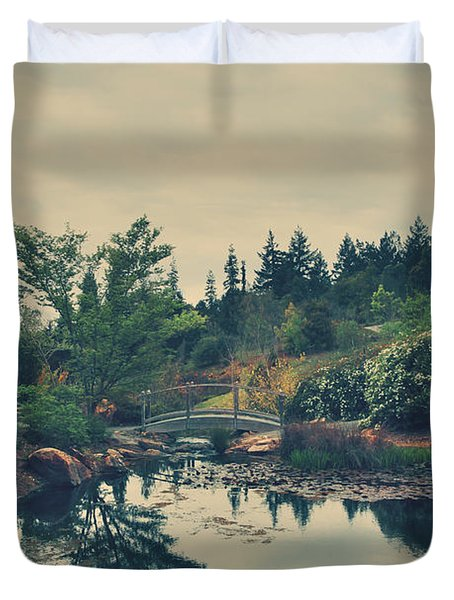 When It's Sweet Duvet Cover by Laurie Search