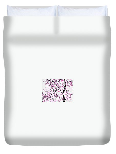 When Spring Comes Duvet Cover by Kume Bryant