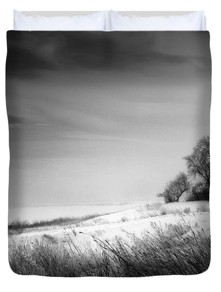 Where The Wild Winds Blow Duvet Cover
