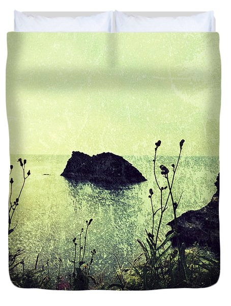 Where There Be Wilde Things  Duvet Cover