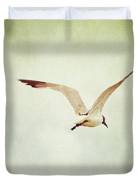 Where To Go? Duvet Cover