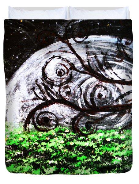 Whispering Fairytales Duvet Cover