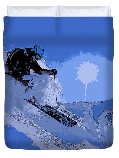 Whistler Art 005 Duvet Cover by Catf