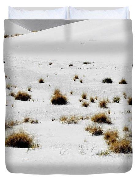 White Sands Life Duvet Cover