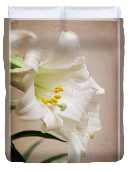 White Softness Duvet Cover