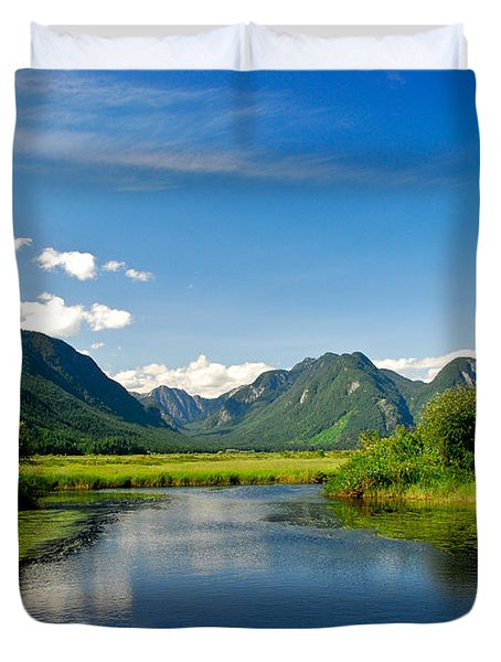 Widgeon Valley Duvet Cover