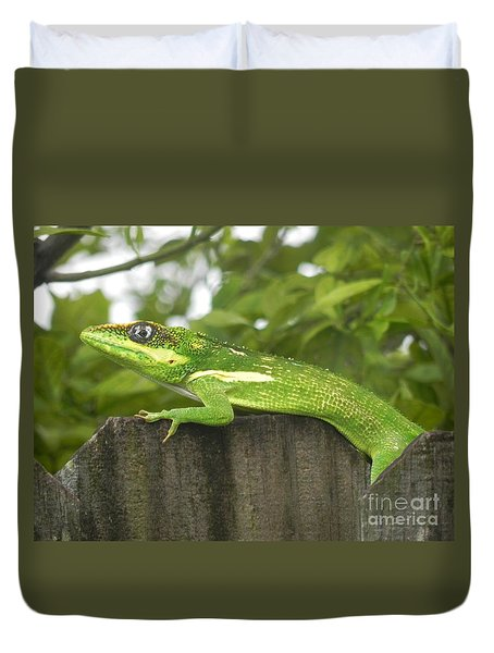 Wild About You Duvet Cover by Chrisann Ellis