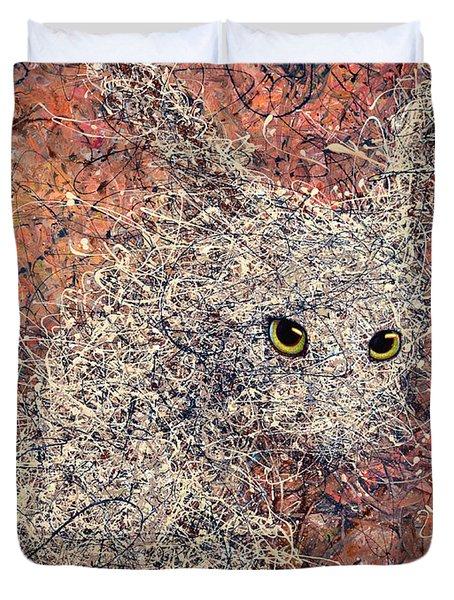 Wild Hare Duvet Cover