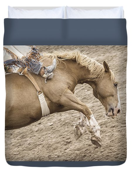 Wild Ride Duvet Cover