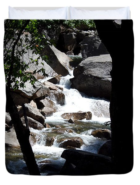 Wild River Duvet Cover