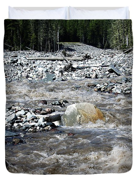 Wild River Duvet Cover