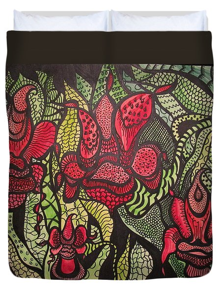 Wild Things  Duvet Cover