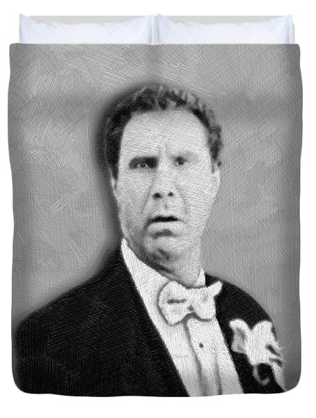 Will Ferrell Old School  Duvet Cover