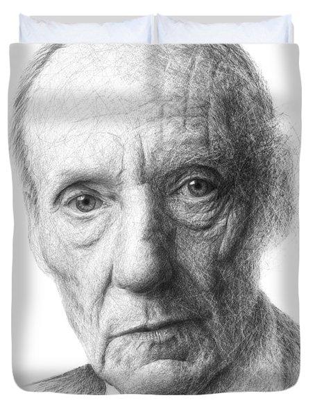 William S. Burroughs Duvet Cover