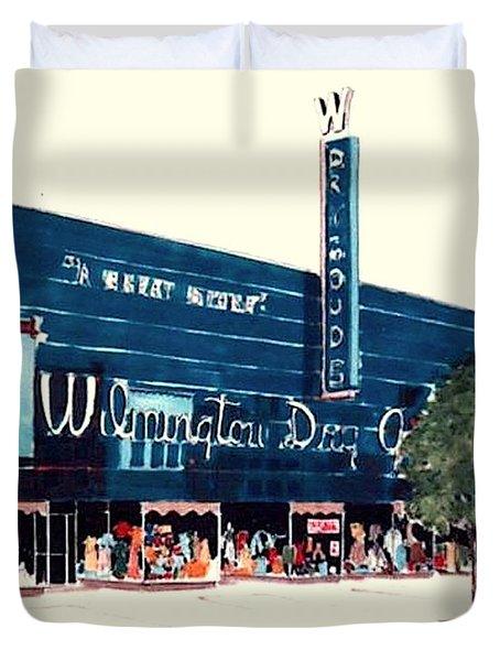 Wilmington Dry Goods Duvet Cover