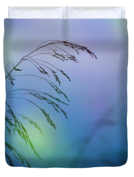 Wind Colors Duvet Cover by Guido Montanes Castillo