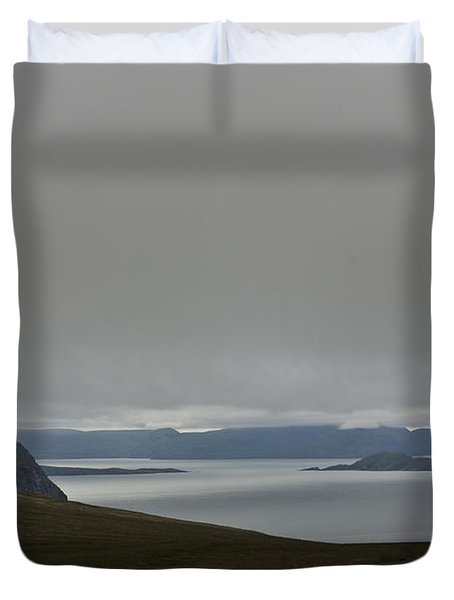 Wind Energy Duvet Cover by Heiko Koehrer-Wagner