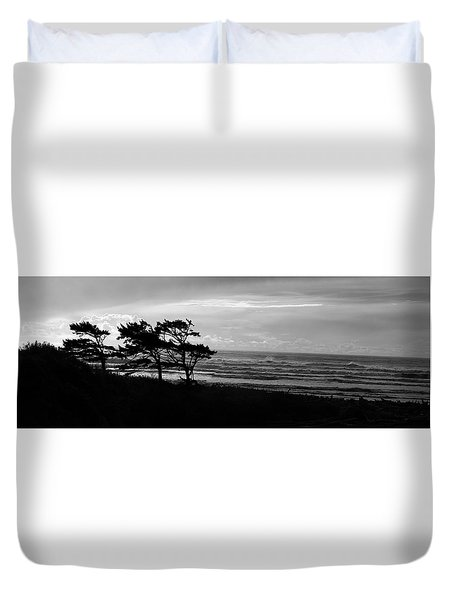 Windblown Duvet Cover