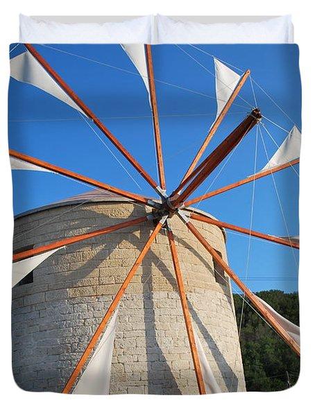 Windmill  2 Duvet Cover