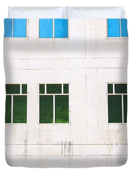 Windows 9 Duvet Cover