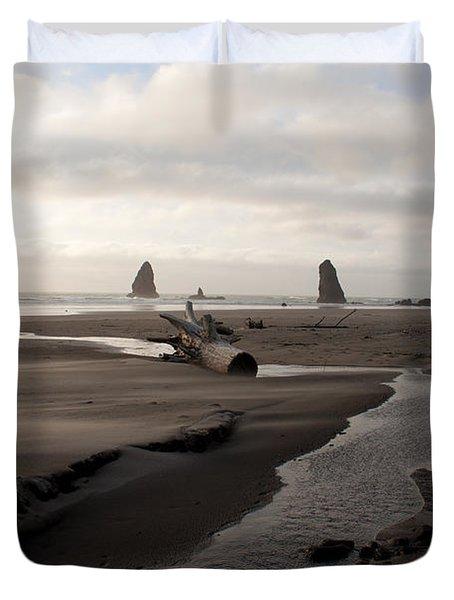 Windswept Duvet Cover by John Daly