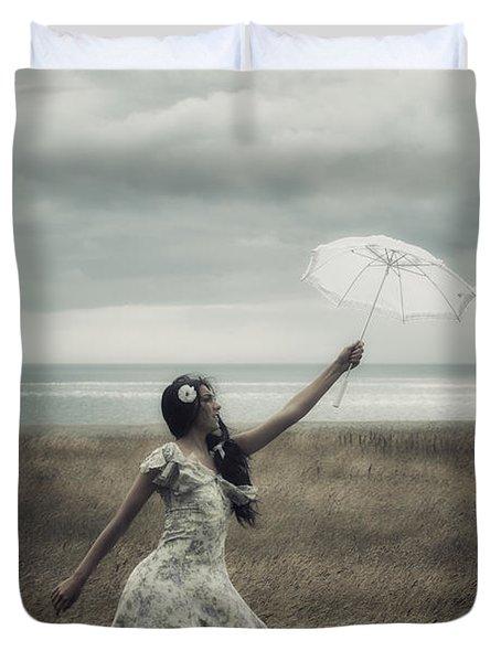 Windy Duvet Cover by Joana Kruse