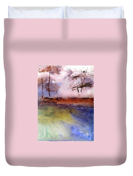 Windy Duvet Cover by Marsden Burnell