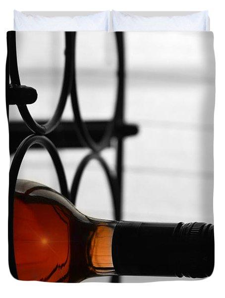 Wine Rack Duvet Cover by Tommytechno Sweden