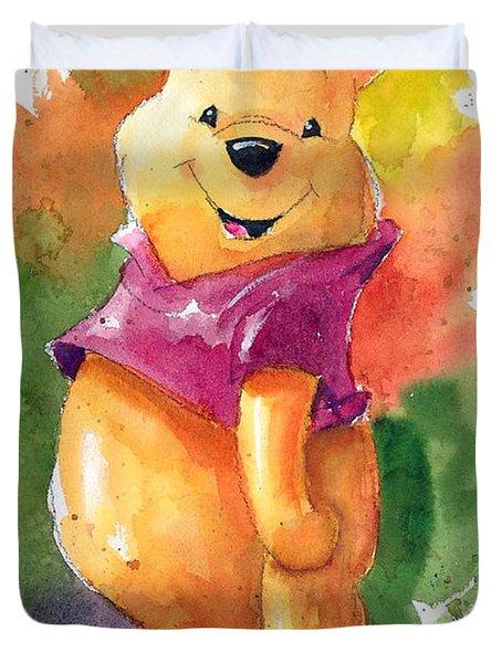 Winnie The Pooh Duvet Cover