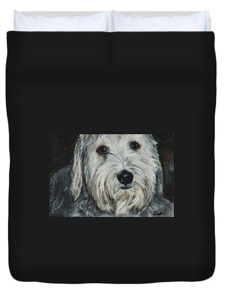 Winston Duvet Cover by Lee Beuther