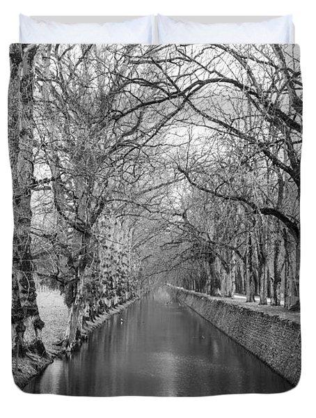 Winter Duvet Cover by Alex Lapidus