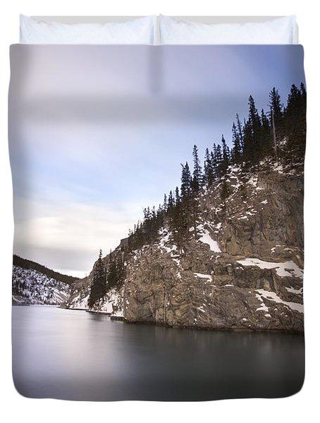 Winter Calm Duvet Cover