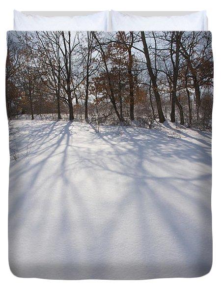 Winter Hill Duvet Cover