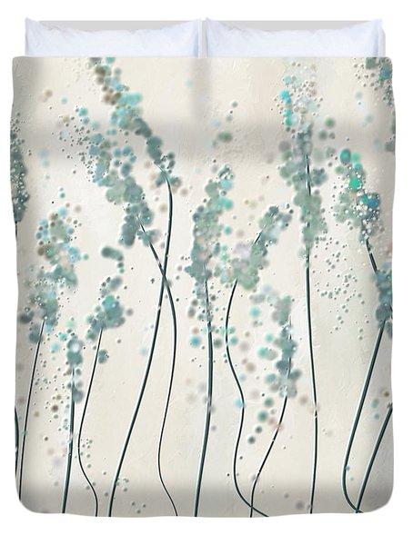 Winter Spring Duvet Cover