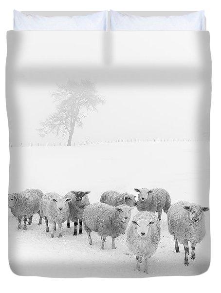Winter Woollies Duvet Cover