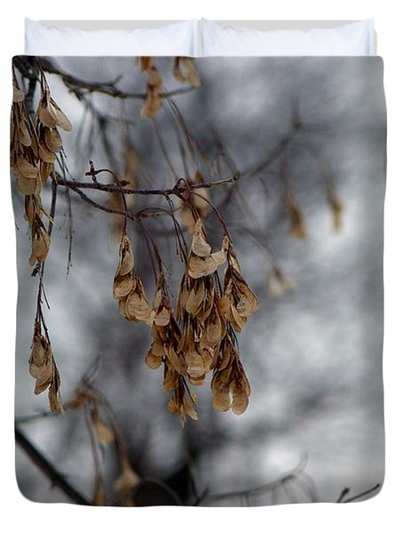 Winters Wind Duvet Cover