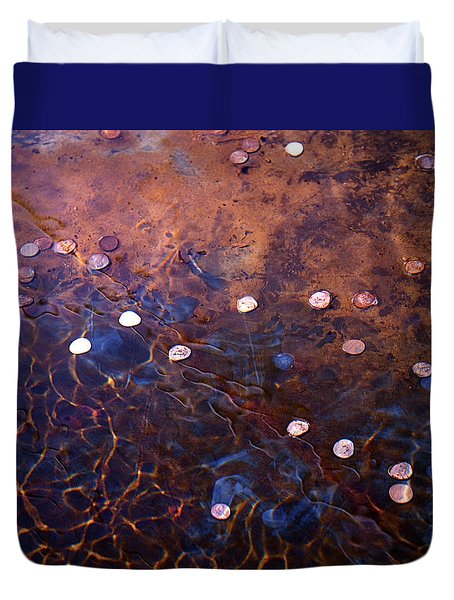 Wishes Duvet Cover