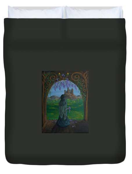 Wistful Duvet Cover