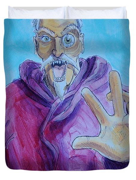 Wizard Duvet Cover