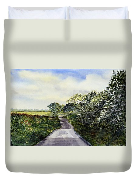 Woldgate - Late Spring Duvet Cover
