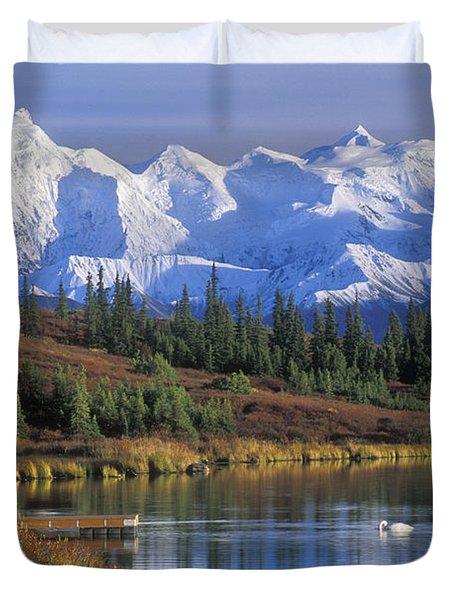 Wonder Lake 2 Duvet Cover