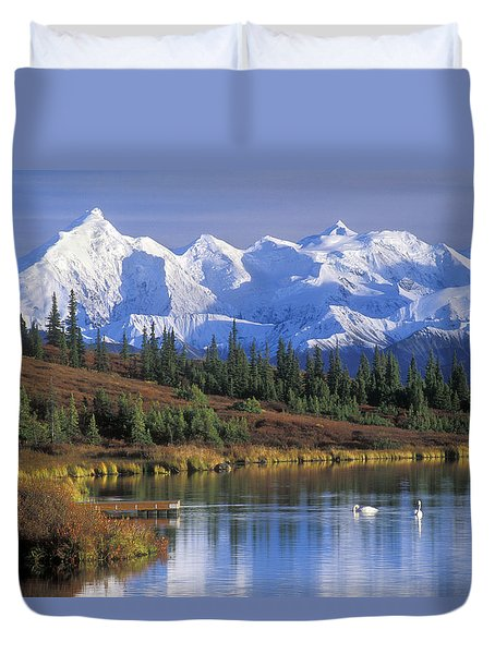 Wonder Lake 2 Duvet Cover