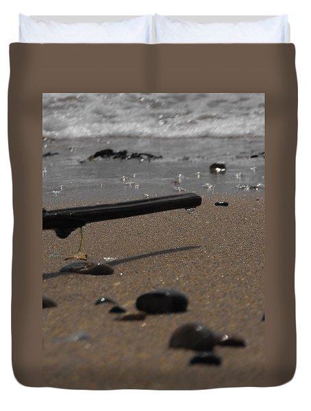 Wonder On This Beach Duvet Cover