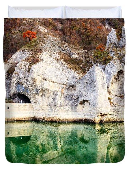 Wonderful Rocks Duvet Cover by Evgeni Dinev