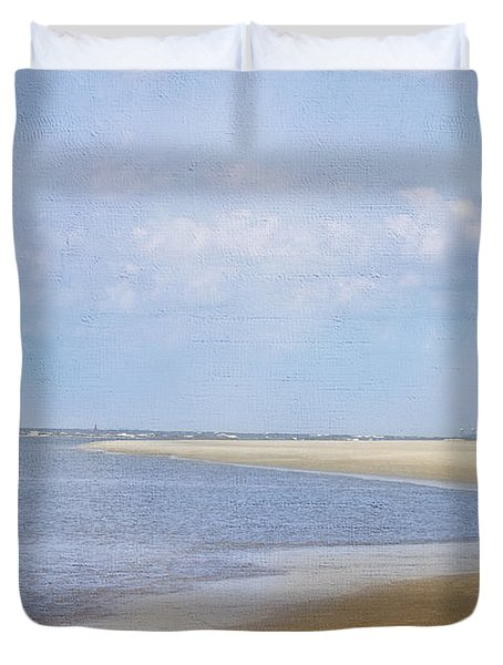 Wonderful World Duvet Cover
