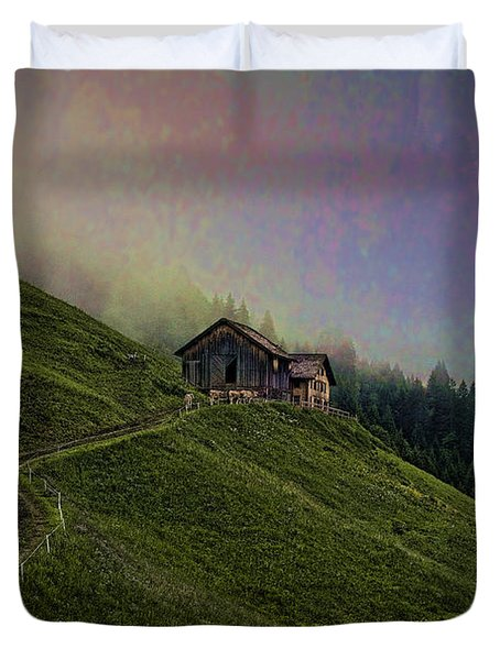 Wonderland-2 Duvet Cover